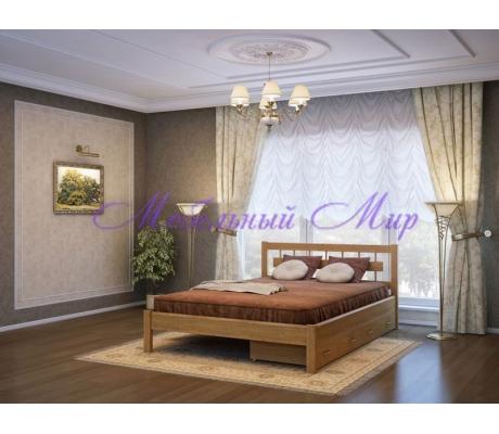 Кровать с ящиками Сакура тахта
