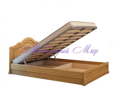 Кровать полутороспальная Сатори тахта с подъемным механизмом