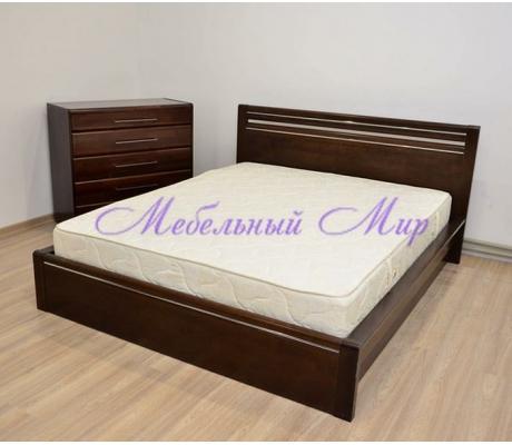 Недорогая односпальная кровать Стиль 1А