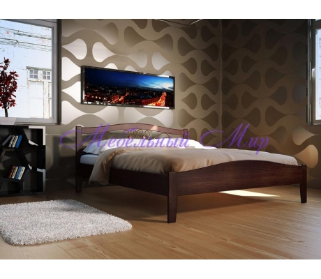 Кровать Талисман тахта  с ковкой