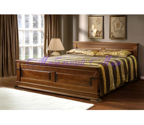 Недорогая односпальная кровать Верди