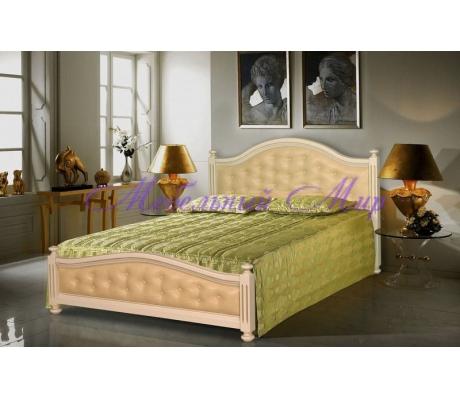 Купить полутороспальную кровать Виллия
