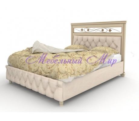 Купить двуспальную кровать  Виттория тахта 2