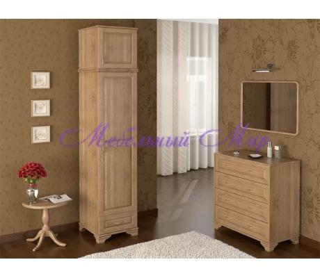 Купить распашной шкаф 1 створчатый Витязь 125