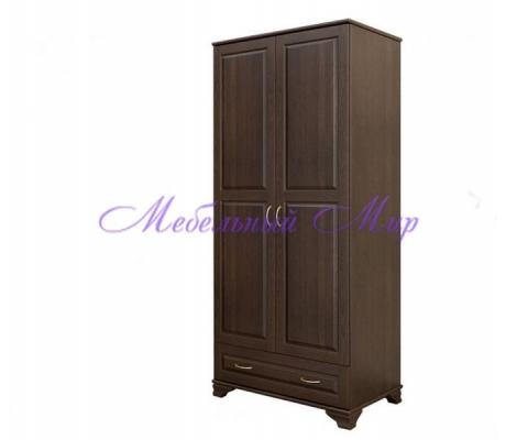 Купить распашной шкаф 2 створчатый Витязь 102