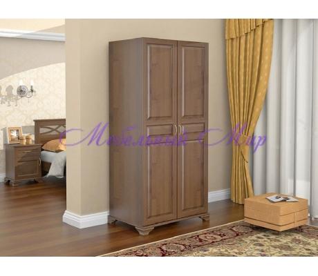 Купить распашной шкаф 2 створчатый Витязь 103