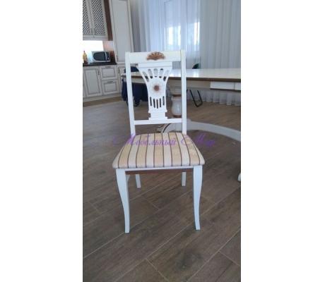 Купить стул от производителя  Лирана узор