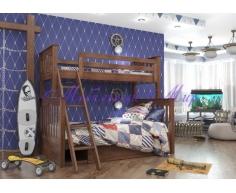Купить детскую кровать Пират