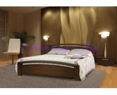 Кровать из массива дерева Бали