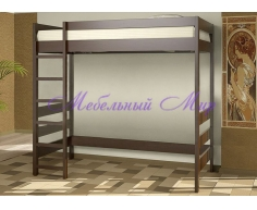 Купить двухъярусную кровать Икея чердак