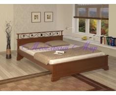 Кровать из массива дерева Ева тахта