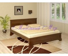 Кровать из массива дерева Гармония тахта