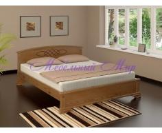 Кровать из массива дерева Гера тахта