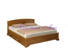Кровать с ящиками для хранения Гера тахта