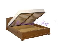 Купить двуспальную кровать  Гера тахта
