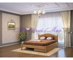 Кровать из массива дерева Герцог тахта