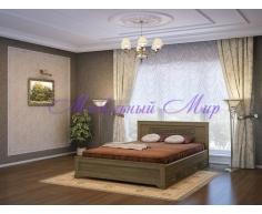 Кровать из массива дерева Классика тахта