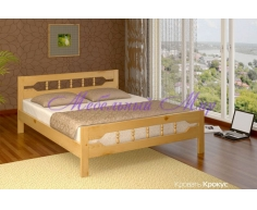 Купить двуспальную кровать  Крокус