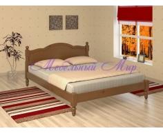 Кровать из массива дерева Мелодия тахта
