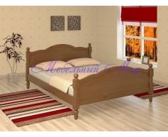 Кровать из массива дерева Мелодия