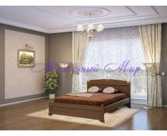 Кровать из массива дерева Нефертити тахта
