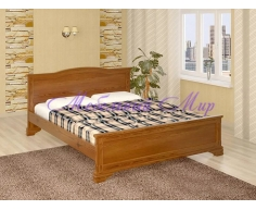 Недорогая односпальная кровать Октава