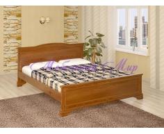Кровать из массива дерева Октава
