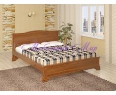 Кровать из массива дерева Октава тахта