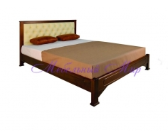 Кровать из массива дерева Омега тахта