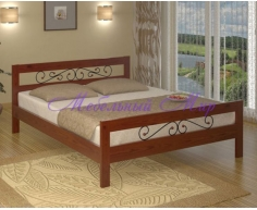 Купить двуспальную кровать  Рио