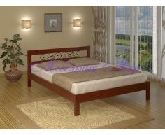 Кровать из массива дерева Рио тахта