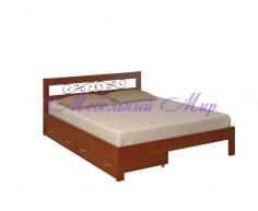 Кровать с ящиками для хранения Рио тахта