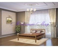 Кровать из массива дерева Сакура