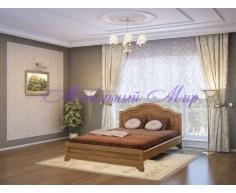 Кровать из массива дерева Сатори тахта
