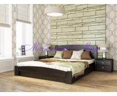 Кровать из массива дерева Селена