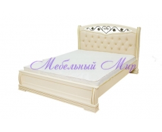 Кровать с подъемным механизмом Сиена тахта с ковкой