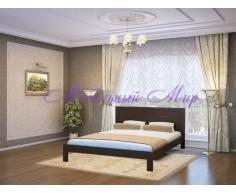 Кровать из массива дерева София тахта