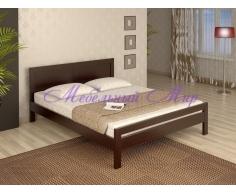 Кровать из массива дерева София