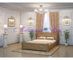 Кровать из массива дерева Соната