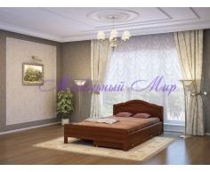 Кровать из массива дерева Сонька тахта