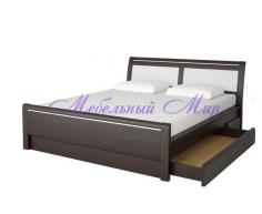 Кровать с ящиками для хранения Стиль 6А