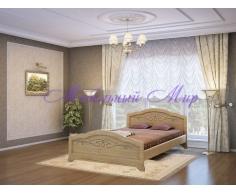 Кровать из массива дерева Таката