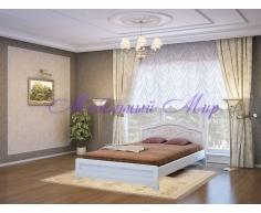 Кровать из массива дерева Таката тахта