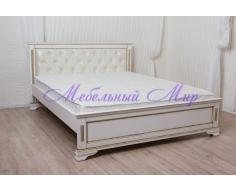 Кровать из массива дерева Тунис тахта