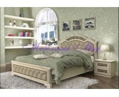 Кровать из массива дерева Венеция тахта