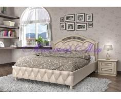 Купить двуспальную кровать  Венеция тахта 2