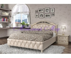 Кровать из массива дерева Венеция тахта 2
