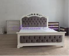Купить двуспальную кровать  Венеция тахта