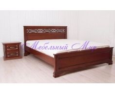 Кровать из массива дерева Верона