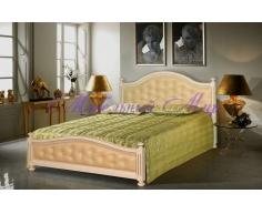 Кровать из массива дерева Виллия